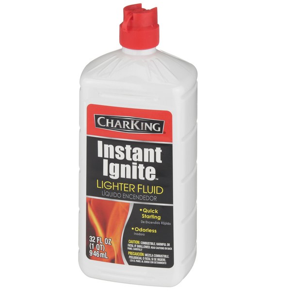CharKing Instant Ignite Lighter Fluid