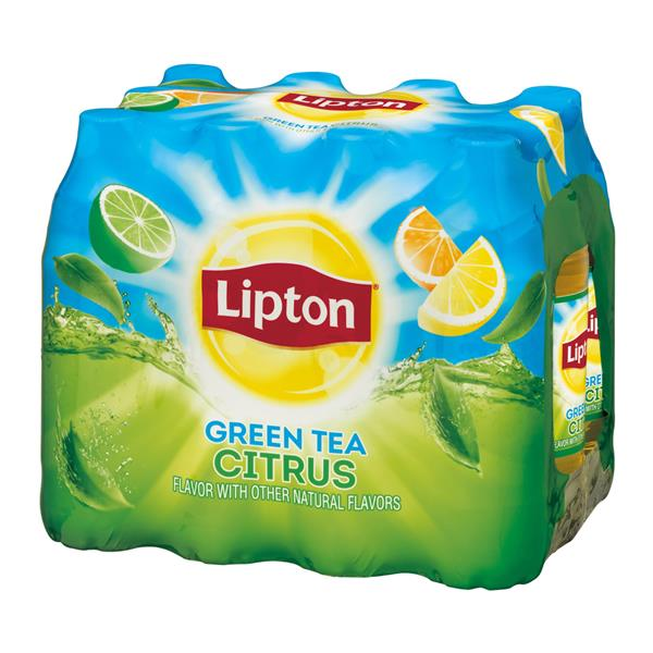 Lipton Citrus Green Tea 12 Pack