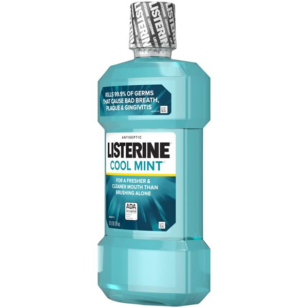Listerine Cool Mint Antiseptic