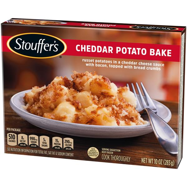 Stouffer's Simple Dishes Cheddar Potato Bake