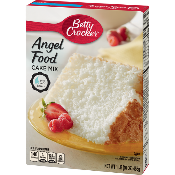 Betty Crocker Angel Food Cake Mix