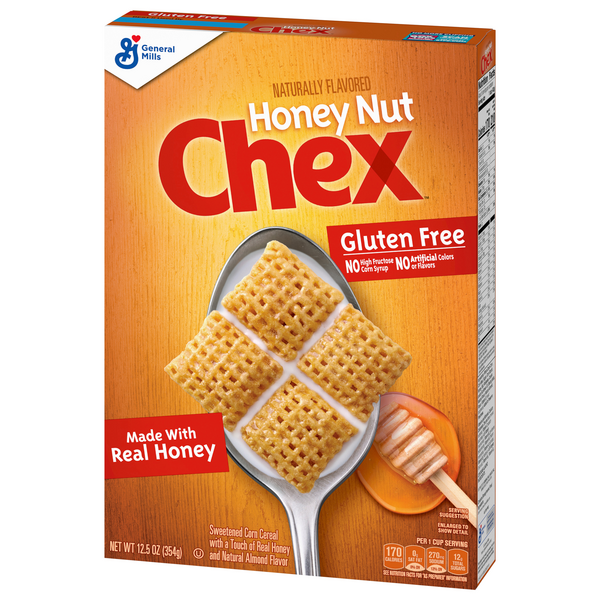 General Mills Honey Nut Chex Gluten Free Cereal