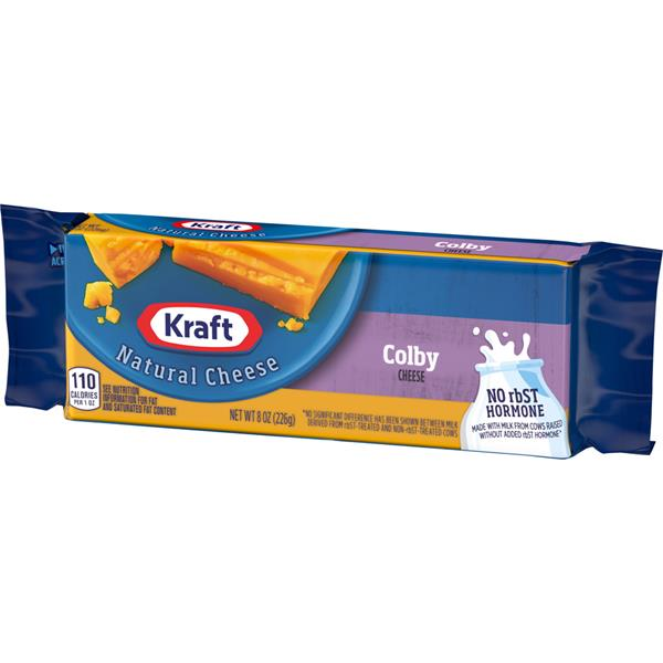 Kraft Colby Cheese Brick