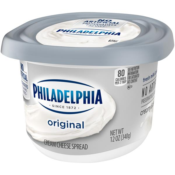 Philadelphia Original Cream Cheese Spread