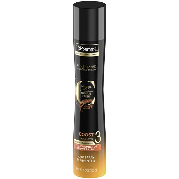 TRESemme Compressed Micro Mist Boost Hold Level 3 Hair Spray