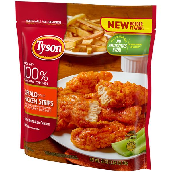 Tyson Buffalo Style Chicken Strips