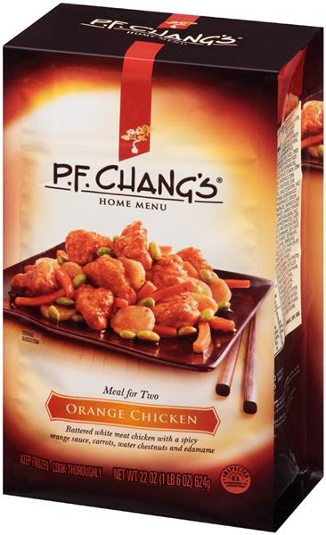 P F Chang S Home Menu Orange Chicken Hy Vee Aisles Online Grocery Shopping