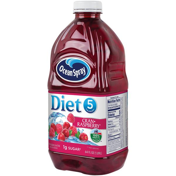 Ocean Spray Diet Cran-Raspberry Juice Drink