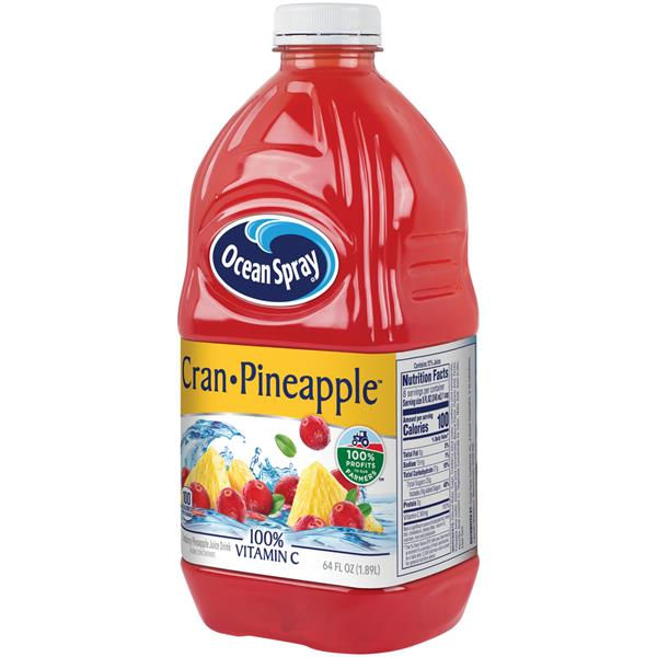 Ocean Spray Cran•Pineapple Juice Drink