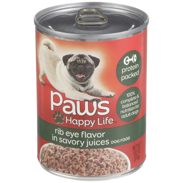 Paws Premium Dog Food