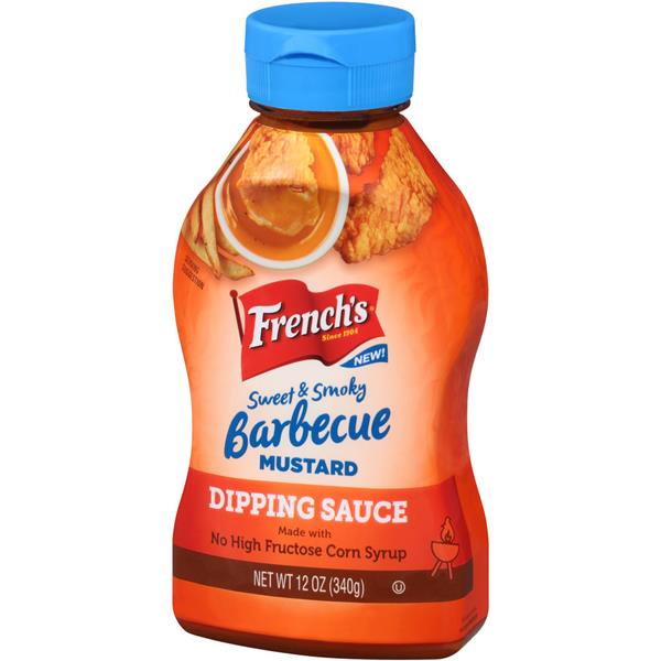 French's Sweet & Smoky Barbecue Mustard Dipping Sauce