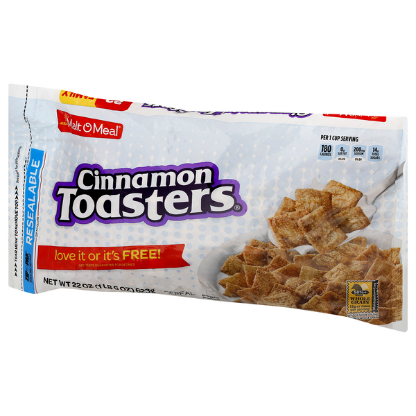 Malt-O-Meal Cinnamon Toasters Cereal
