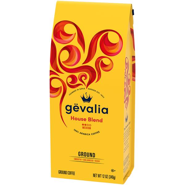 Gevalia House Blend Ground Coffee