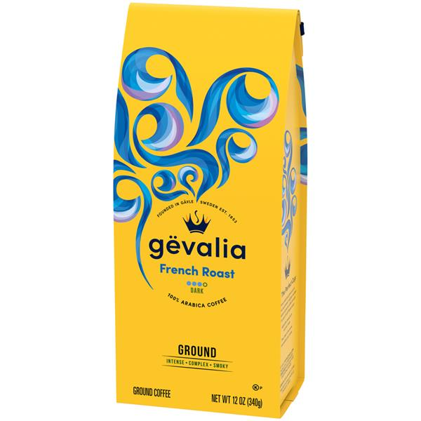Gevalia French Roast Ground Coffee