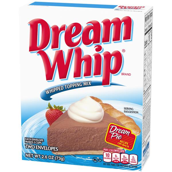 Dream Whip Whipped Topping Mix 2Ct