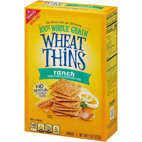 Nabisco Wheat Thins Ranch