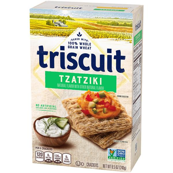 Nabisco Triscuit Tzatziki Crackers