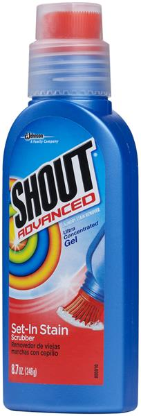 Shout Advanced Ultra Concentrated Gel Laundry Stain Remover