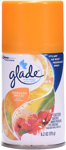 Glade Hawaiian Breeze Automatic Spray Air Freshener Refill