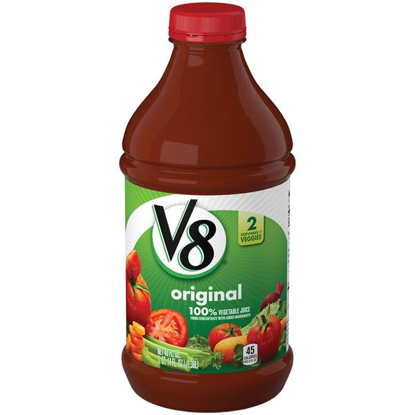 V8 Original 100% Vegetable Juice