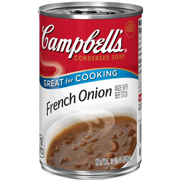 Campbell's French Onion Made with Beef Stock Condensed Soup