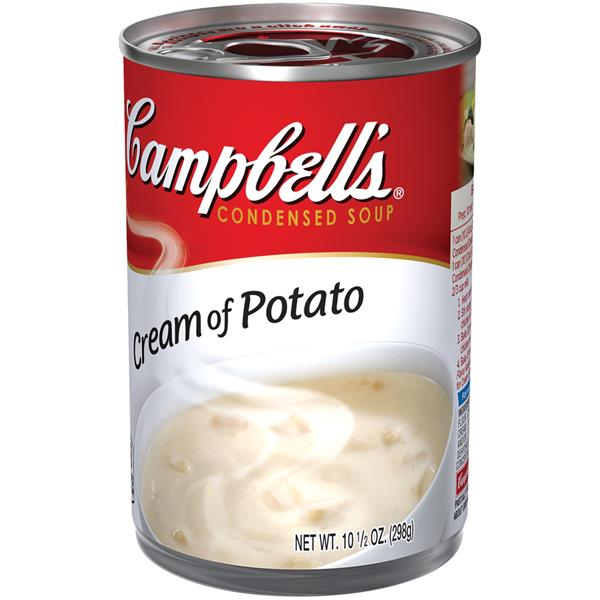 Campbell's Cream of Potato Condensed Soup