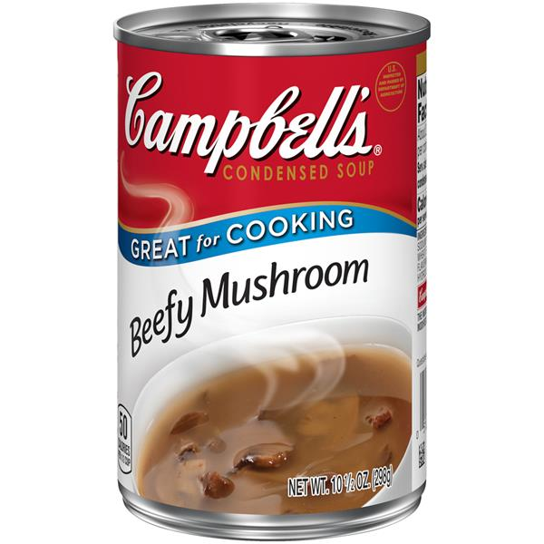 Campbell's Beefy Mushroom Condensed Soup