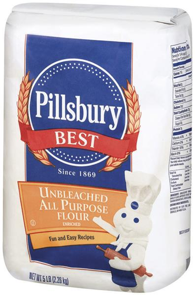 Pillsbury Best All Purpose Unbleached Enriched Flour