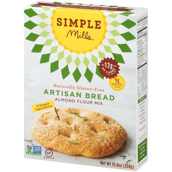 Simple Mills Artisan Bread Mix
