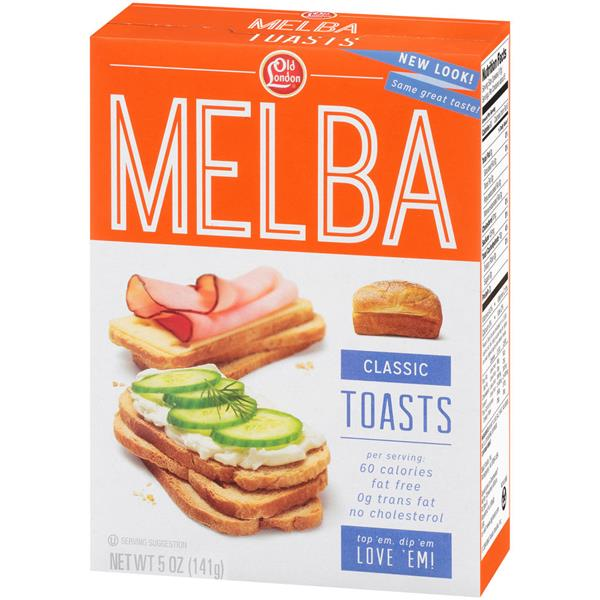 Old London Melba Classic Toasts