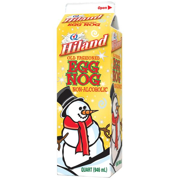 Hiland Old Fashioned Non-Alcoholic Egg Nog