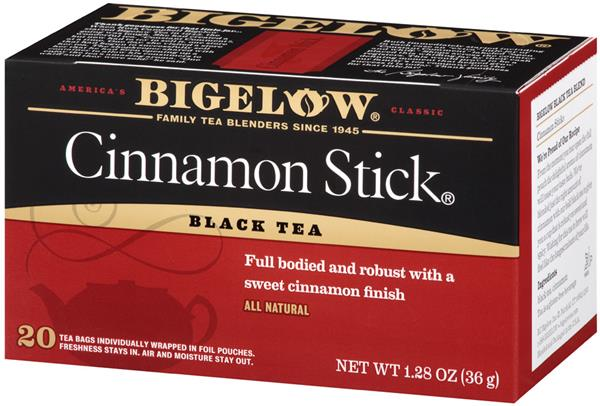 Bigelow Cinnamon Stick Black Tea 20Ct Bags