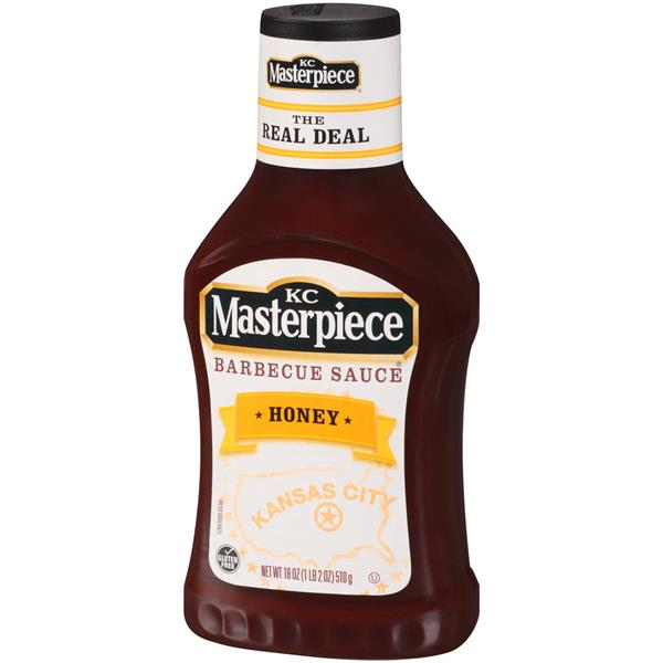 KC Masterpiece Honey Barbecue Sauce