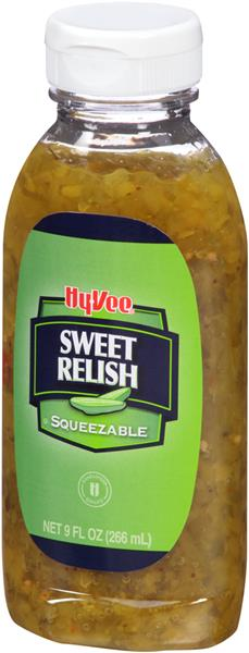 Hy-Vee Squeezable Sweet Relish