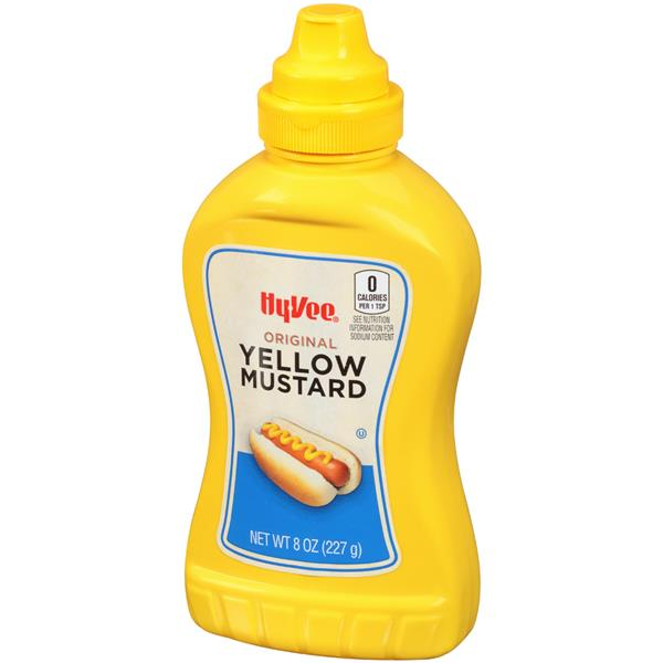 Hy-Vee Original Yellow Mustard
