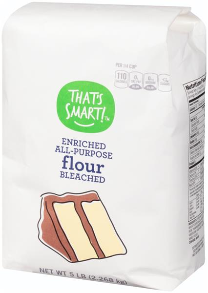 That's Smart! Enriched All-Purpose Bleached Flour