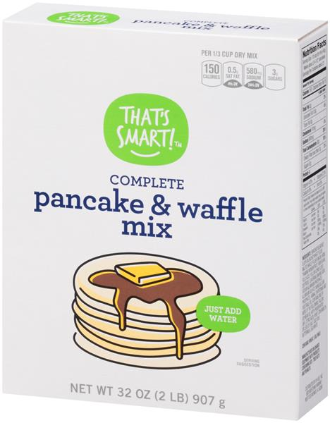 That's Smart! Complete Pancake & Waffle Mix
