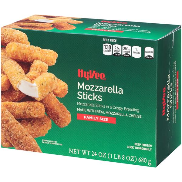 Hy-Vee Mozzarella Sticks