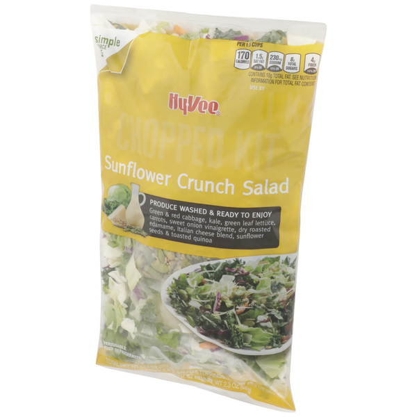Hy-Vee Sunflower Crunch Chopped Salad Kit