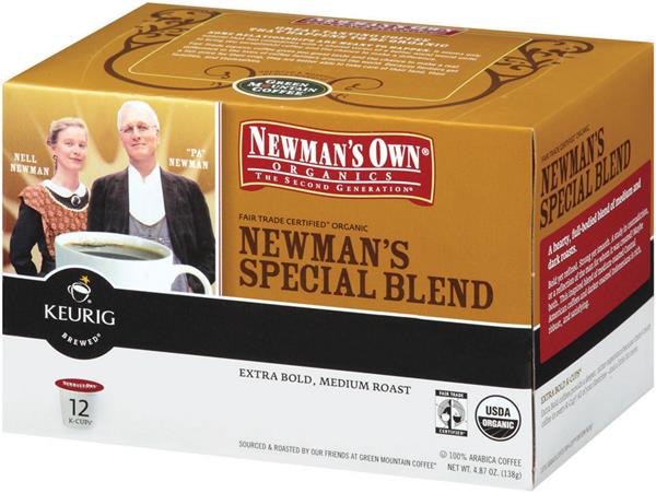 Newman's Own Newman's Special Blend Extra Bold Medium Roast K-Cups Coffee