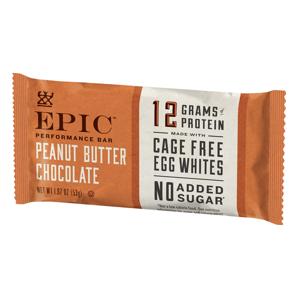 Epic Performance Bar, Peanut Butter Chocolate
