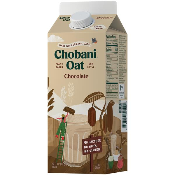 Chobani Chocolate Oat Drink
