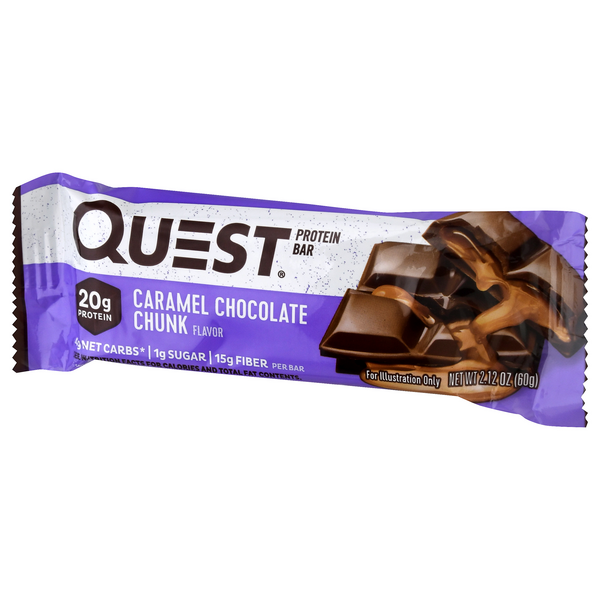 Quest Caramel Chocolate Chunk